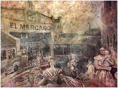 El Mercado (photo.po) Tags: mexicanculture festive art painting market mural marketsquare tx sanantonio