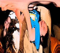 girls in a swirl.jpg (shonette) Tags: photoshopelements dec2008