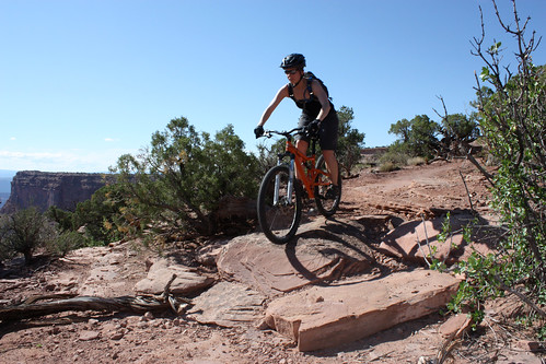 Mountain Biking in Dead Horse Point State Park