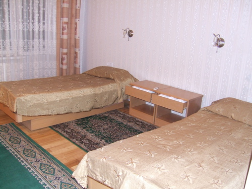 soviet style sanitorium