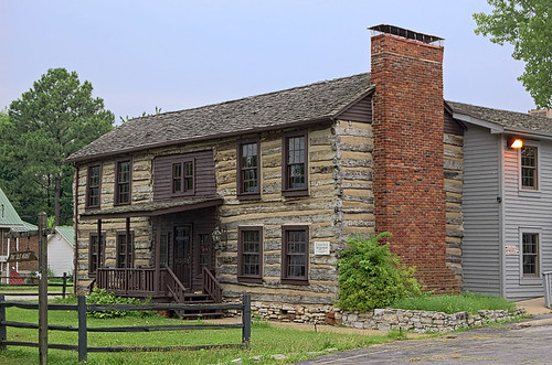 """The Old House"", in Kimmswick, Missouri, USA"