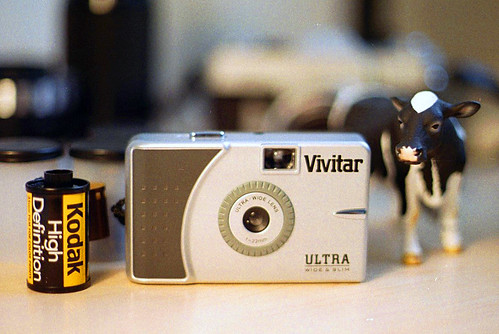 Vivitar ULTRA WIDE and SLIM Camera
