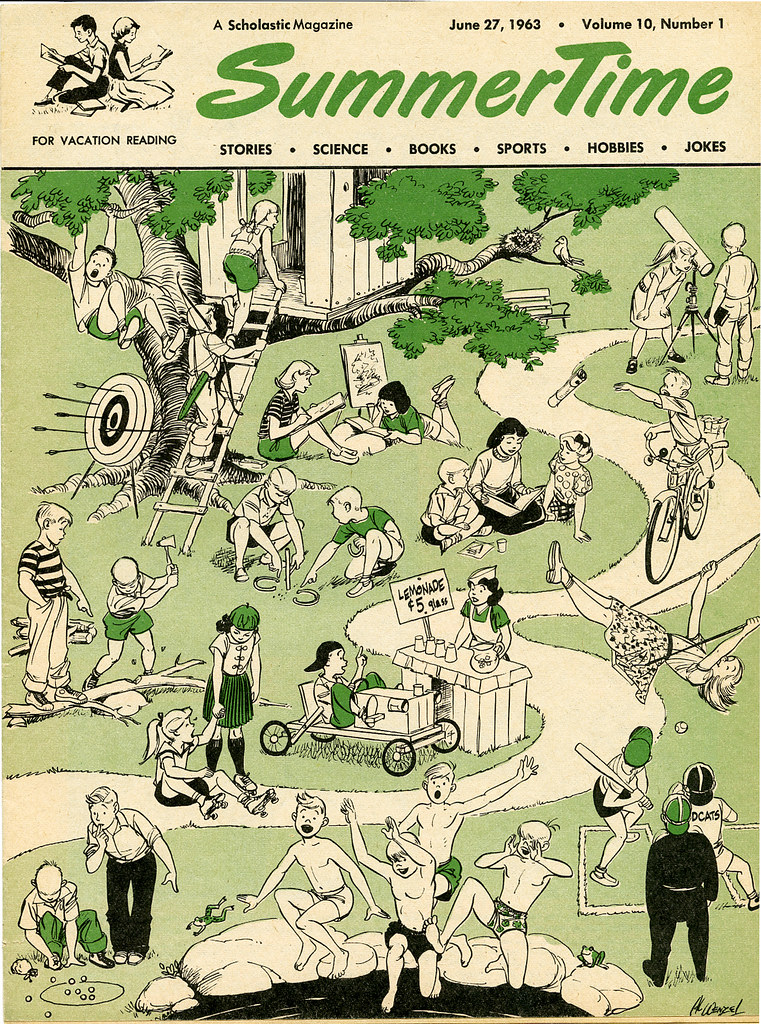 Scholastic Magazine_June 27 1963_tatteredandlost