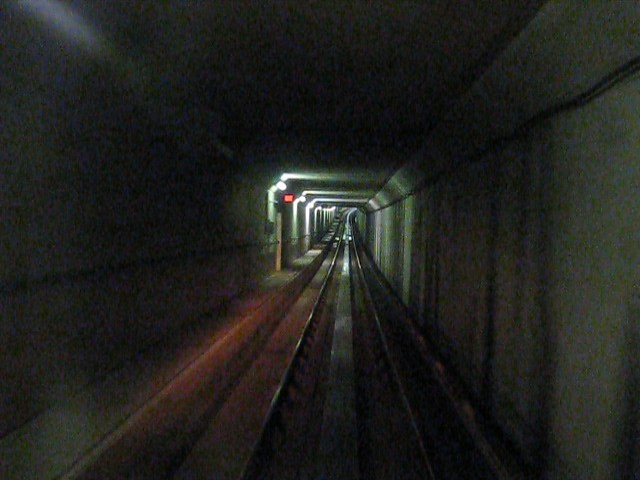 New Westminster Tunnel