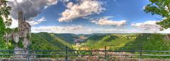 Lichtenstein castle (tr1307) Tags: panorama castle germany deutschland alb schloss hdr badenwrttemberg schwbischealb 3xp swabianalb lichtensteincastle honau schlosslichtenstein aplusphoto hdraward