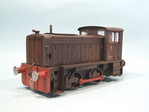 Gauge 1 Diesel Electric Ruston
