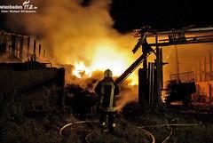 Brandnacht Delkenheim/Kostheim/Wicker 25.07.09