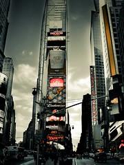 Personal favo from NY (Faisal!) Tags: usa ny newyork america us yahoo north developer timesquare