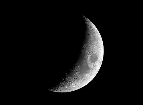 フリー画像|自然風景|月の風景|夜空の風景|フリー素材|