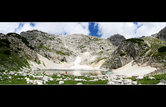 Oh, what a sight (* mateja *) Tags: panorama slovenia slovenija mateja julianalps golddragon julijskealpe perfectescapes krikipodi lowerkrilake spodnjekrikojezero