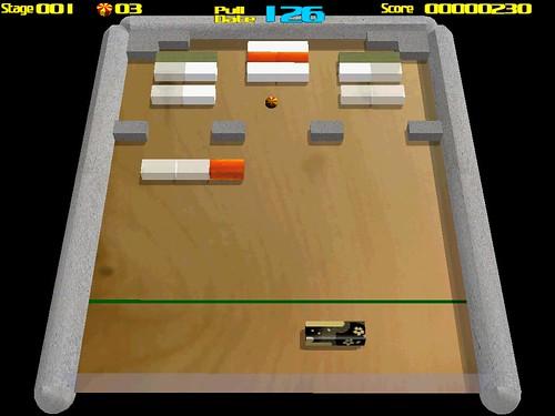 YoukanDX – 3D 打砖块