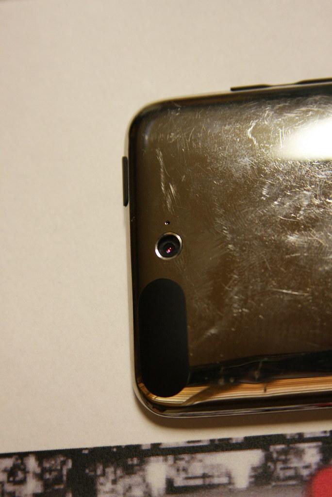 Thumb Vídeo del nuevo iPod Touch con cámara filtrado en flickr