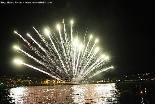 Notte d'incanto a Desenzano del Garda (15 agosto 2009)