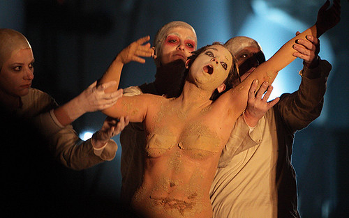 Romanians @ Edinburgh Festival -  Faust directed by Silviu Purcarete