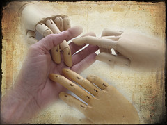 touching.... (shadowplay) Tags: texture hands fingers exploration oddness tenderness touching ninianliftexture emotionintheinanimate