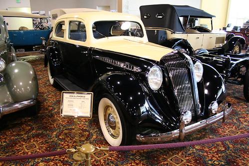 1936 Hupmobile