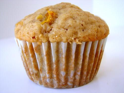 SMS Peach Muffins