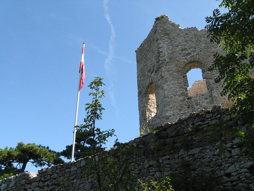 Ruine Mödling, Spielplatz 052