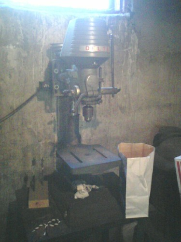 Dad's Drill Press