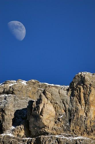 Luna en Ordesa