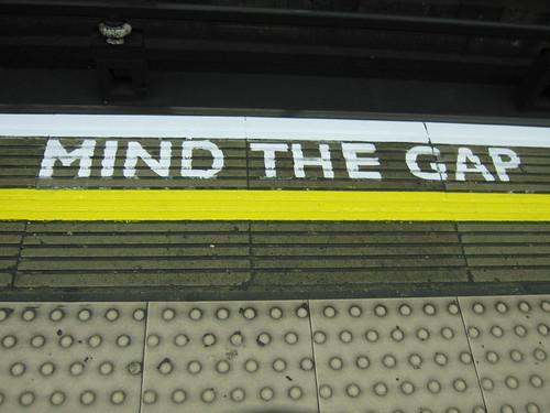 Taking the London Tubes