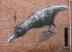 streetart in doel (wojofoto) Tags: doel belgie belgium streetart graffiti roa wojofoto wolfgangjosten