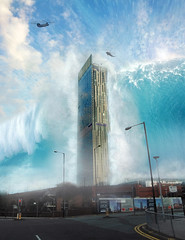 Mega-Tsunami in Manchester!