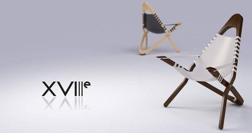 XVIIIe Chair