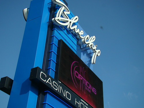 The Blue Chip Casino and Hotel