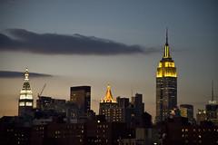 -- (felix.castor) Tags: nyc rooftop dusk september ev esb empirestatebuilding monday purplesky nycsky 091409