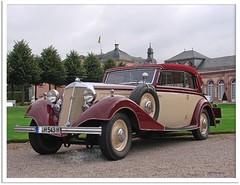 Classic-Gala Schwetzingen 2009 - Horch