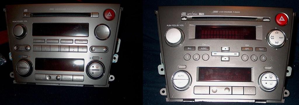 08 Outback Radio Installed In My '05 Legacy Subaru Forumsrhlegacygt: 2007 Subaru Legacy Audio At Gmaili.net