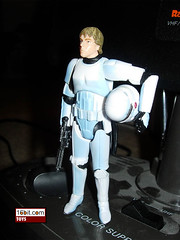 Luke Skywalker (Stormtrooper Disguise)
