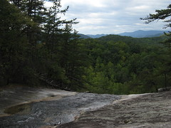 Stone Mountain Falls drop off Photo