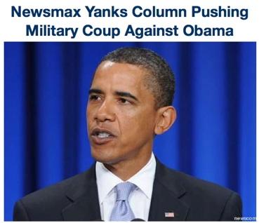 Coup headlines