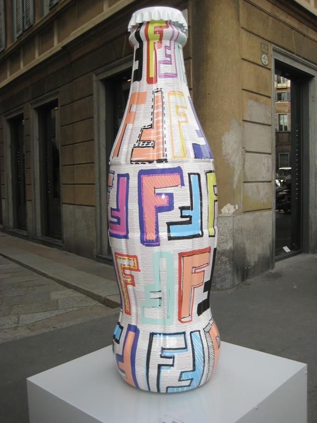 Coca Cola Light - Fendi