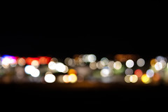 Downtown Yuma Bokeh