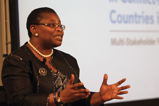 World Bank/IMF 2009 Annual Meetings. Building Capacity in Conflict Affected African Countries