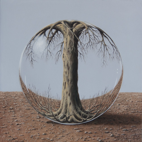 Incredible Art – Surreal trees
