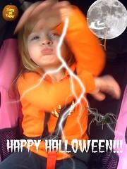 Happy Halloween! (pete4ducks) Tags: cameraphone autumn fall nature oregon outdoors hiking beaverton pete 2009 picnik iphone tualatinhillsnaturepark pete4ducks ghostify