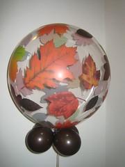 Herbst-Bubble (lange haltbar) (kunigunde-luftballons) Tags: party halloween tiere herbst geburtstag helium ballons hochzeit geschenke biberach liebe lahr zell luftballons dekoration haslach steinach gengenbach seelbach kunigunde kinzigtal ortenau heliumballons modellieren luftballonfiguren nordrach rundergeburtstag geschenkverpackungen ballonkunst ballonfiguren luftballonkunst schuttetal ballonsmodellieren