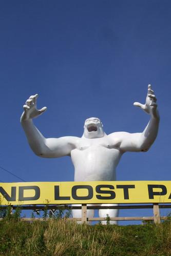 Lost Kong