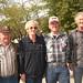 Clifford Meyer, Charlene (Harley) Meyer, Clinton Harley, Gary Harley