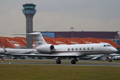 N661CP - 5104 - Private - Gulfstream G550 - Luton - 091021 - Steven Gray - IMG_2707