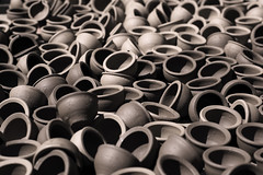 Pottery Town | Bangalore (yours-intuitively) Tags: earth potter craft pots soil pottery bws potterytown