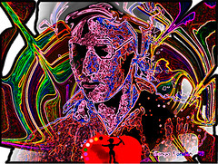 Become One with Your Masterpiece (GangaSunshine) Tags: poetry artist digitalpainting surrender spontaneous originality john13 digitalcanvas gangasunshine iamthat selfempowerment selfcomposure raiseyourbelieflevel fromtherootofnothing allthingsaremadebyhim innermasteriece personalitybuilding liveadesignerslife