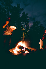 Fireside Chatting (Joshua Blankenship) Tags: