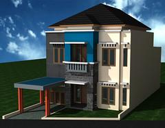 Rumah Minimalis di Purwokerto by Indograha Arsitama Desain &  Build