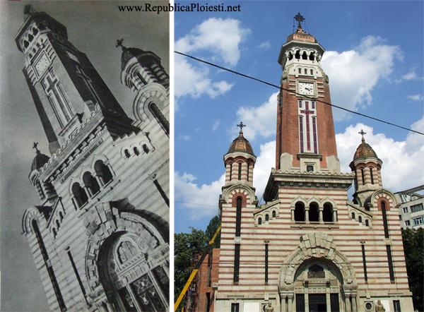 Catedrala - Atunci si acum