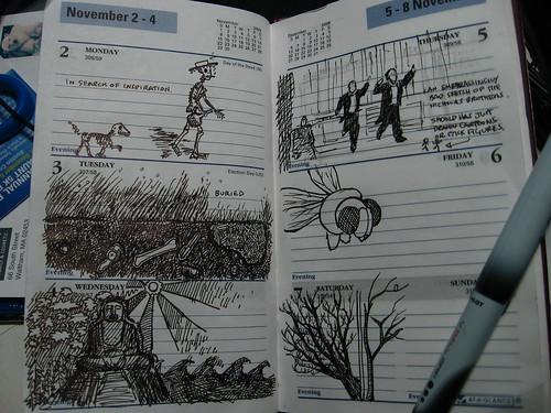 AEDM journal, week 1